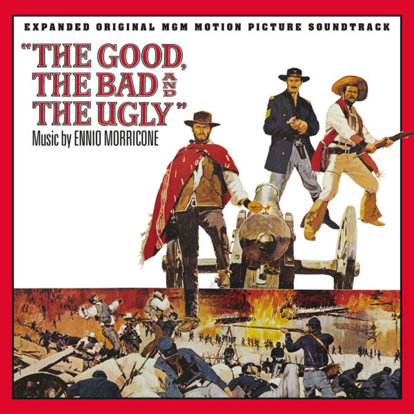 The Good, the Bad and the Ugly - Quartet Records